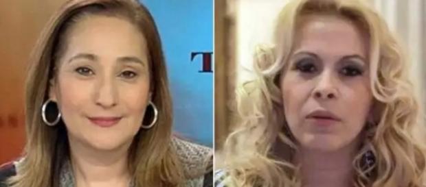 Joelma estaria ameaçando processar Sônia Abrão