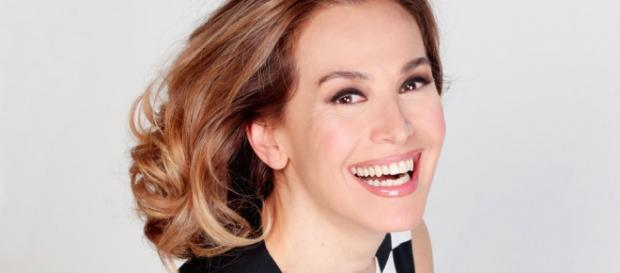 La famosa presentatrice di Mediaset