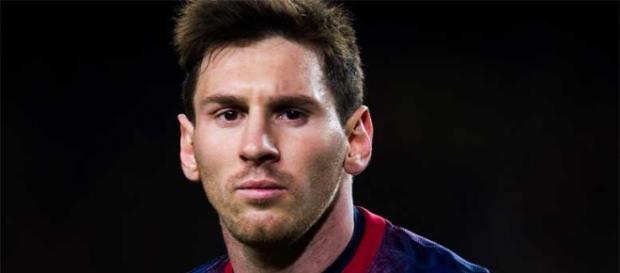 Lionel Messi pode terminar a carreira dessa forma.