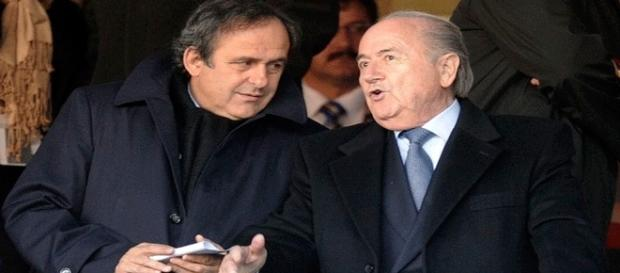 Platini y Blatter, en el punto de mira