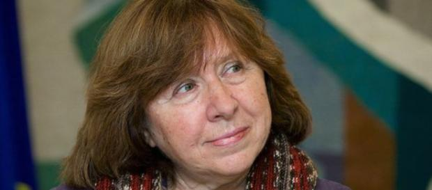 Svetlana Aleksievic: Premio Nobel Letteratura 2015