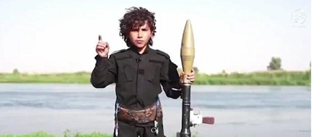 Un copil îl amenință pe Barack Obama