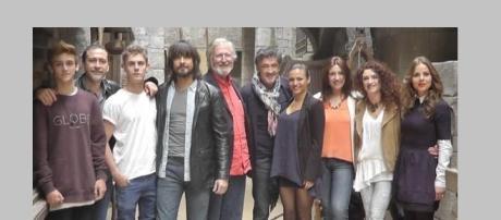 Actores y actrices de Águila Roja