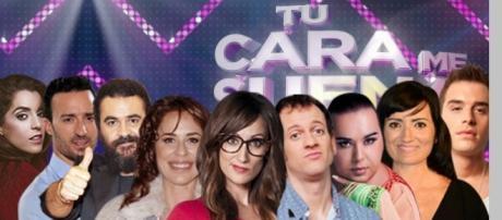 participantes de TCMS / Antena3