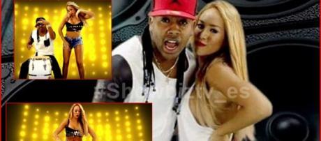 Steisy debuta como cantante en un videoclip