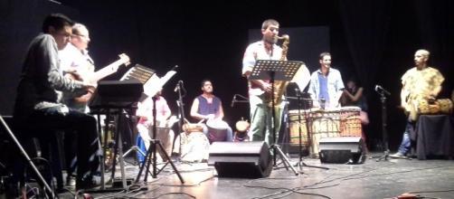 """""""Afro-Coatepecano"""" fusionó raíces y jazz actual"""