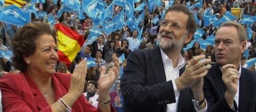 El Partido Popular cae en la Comunidad Valenciana