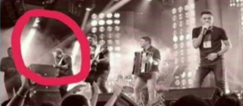 Fantasma do cantor Cristiano Araújo aparece! Será?