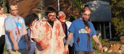 gli zombi sono in arrivo: the walking Dead