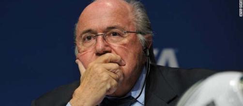Joseph Blatter suspendido por la FIFA
