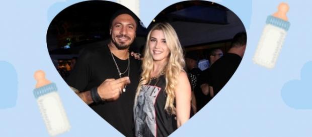 Aline e Fernando oficializam a união este mês