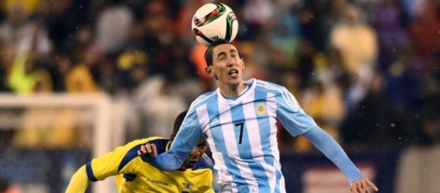 Argentina largou com derrota diante do Equador