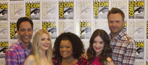 Il cast di Community al Comic-Con