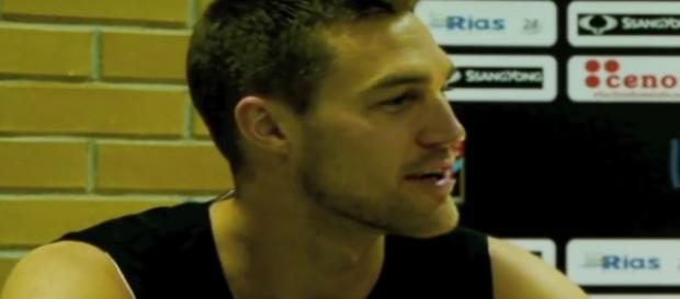 Levon Kendall, en una entrevista