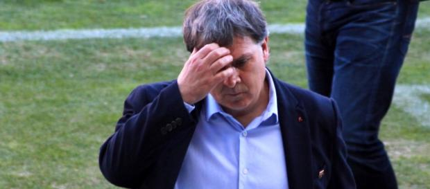 Martino, preocupado con el debut argentino.