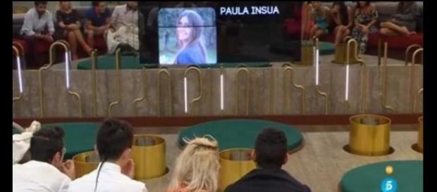 Paula Insua, la imagen misteriosa de GH 16
