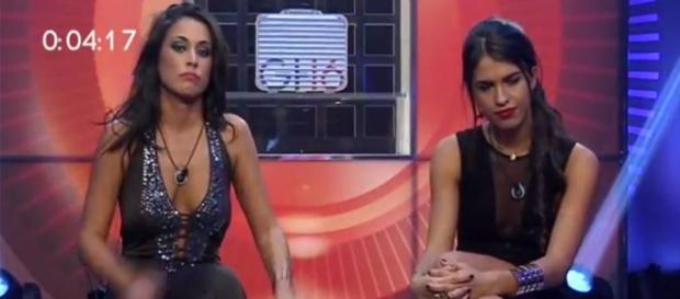 Raquel y Sofía en la última gala de GH16