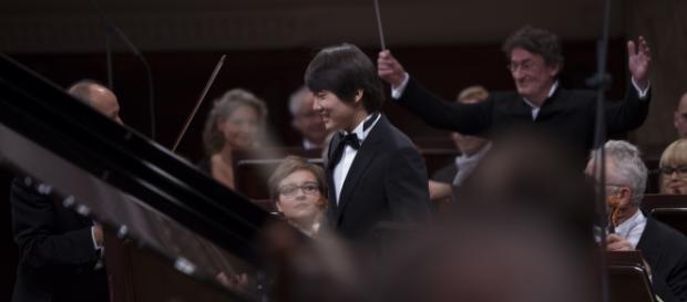 Seong-Jin Cho wygrał Konkurs Chopinowski/fot. NIFC