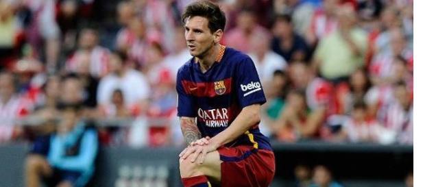 """Site ESPM afirma que Messi """"pode ficar tranquilo"""""""