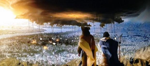 veja a sétima praga de 'Os Dez Mandamentos'