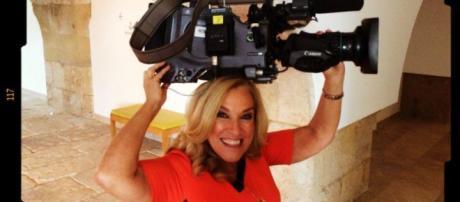 A rainha dos reality shows vai ter um site