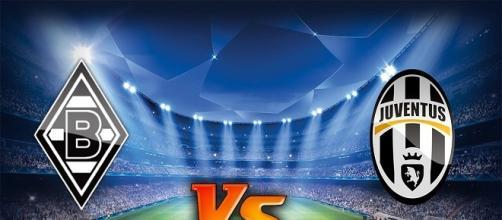 Borussia Monch.-Juventus 3-11-15, Champions League