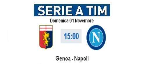 Diretta Live Genoa - Napoli su BlastingNews