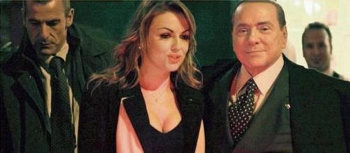 Francesca Pascale e Silvio Berlusconi