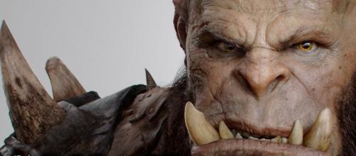 Imagen de uno de los personajes de Warcraft