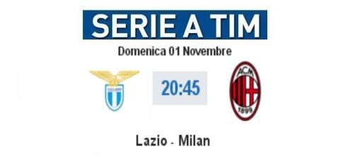 Lazio - Milan in diretta live su BlastingNews