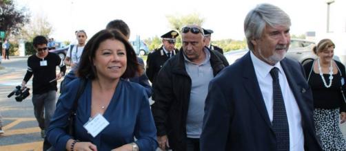 Ministro Poletti e sottosegretario de Micheli