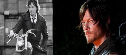 Norman Reedus en su papel de Daryl