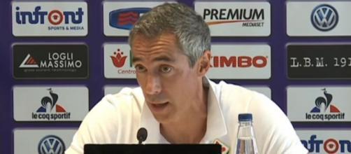 Voti Fiorentina-Frosinone Gazzetta: Paulo Sousa