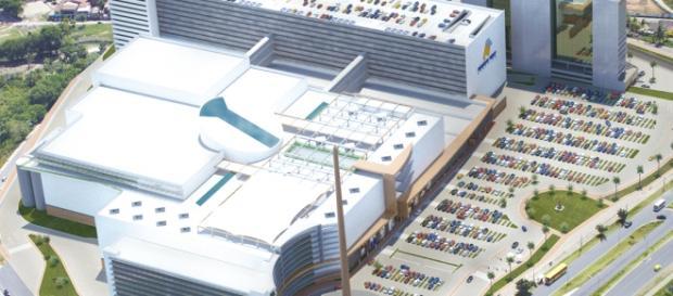 Centro de compras foi inaugurado em 30 de outubro