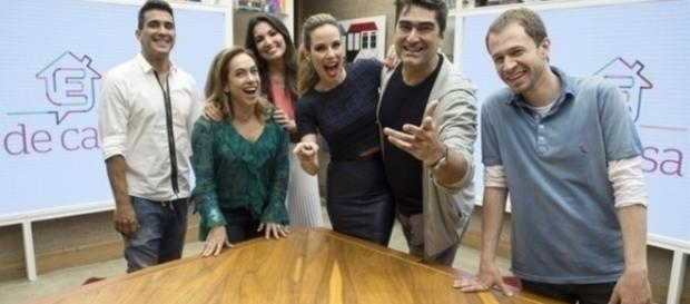 'É de Casa' é tortura para a Globo