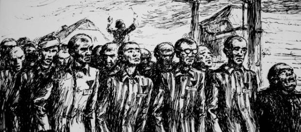 Prizonierii lagărelor de concentrare naziste