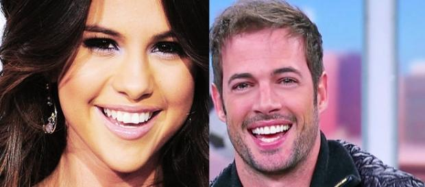 Selena toparia beijar William Levy