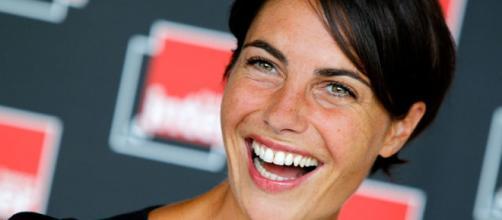 Alessandra Sublet, nouvelle animatrice de TF1