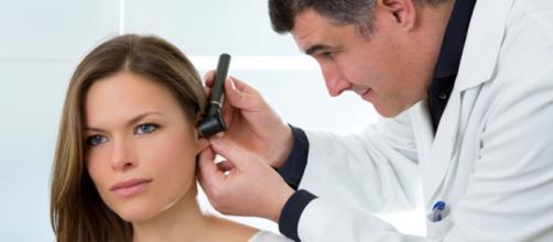 Eccema ótico, otorrinolaringólogo