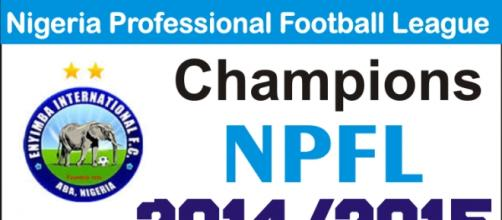 Enyimba International crown NPFL champions