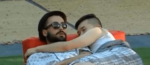 Han y Aritz en imagen de archivo