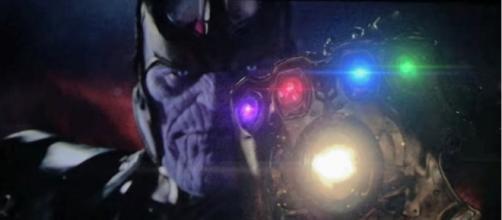 Thanos es el villano en 'Avengers: Infinity War'