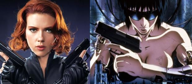 Capitán América: Civil War y Ghost in the Shell
