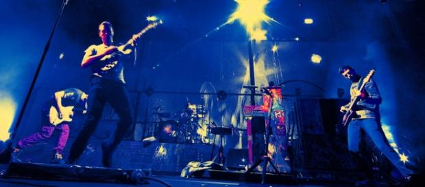 Coldplay en vivo para TFI Friday el 6 de noviembre