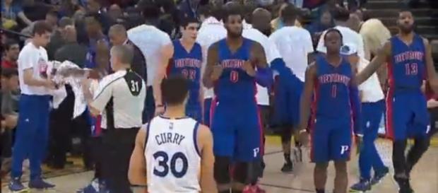 Curry y los GSW siguen invictos en la NBA