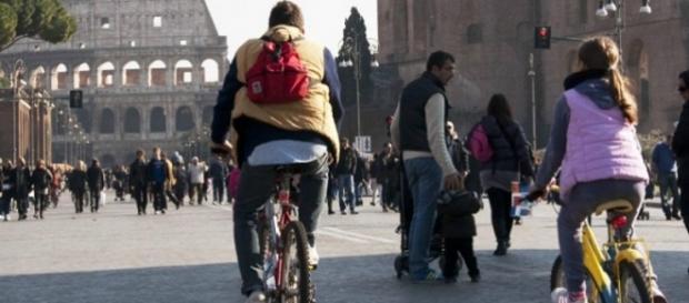 Domenica senza auto il 15 novembre a Roma