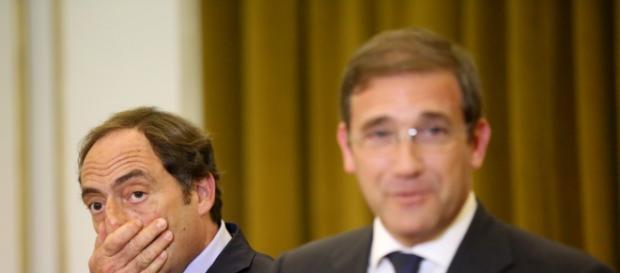 Governo da coligação PSD/CDS caiu hoje