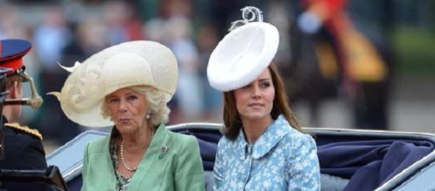 Kate Middleton und Camila auf Brautfang