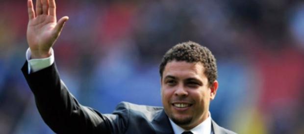 Ronaldo, ex-jogador e milionário de sucesso