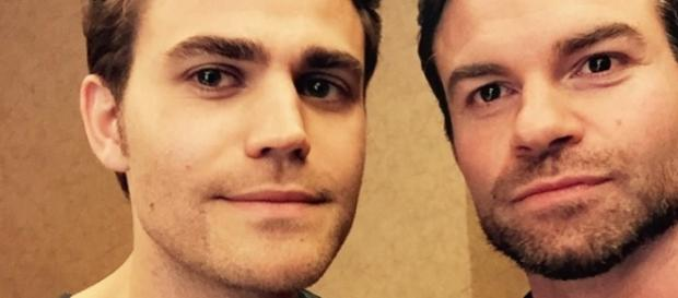Vampire Diaries und The Originals-Darsteller.